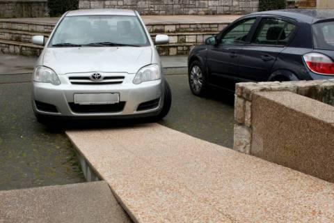 Nesavjesno parkiranje